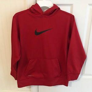 EUC Boys Size Large Nike Hoodie Sweatshirt
